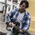 Doy clases de guitarra eléctrica y acustica