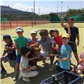 Clases dinámicas y entretenidas de tenis