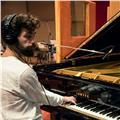 Piano moderno e improvisación