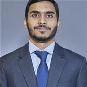 Business School student with professional level English