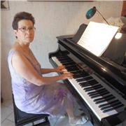 Cours de piano à domicile région Taverny