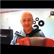 Cours d'accordéon en ligne via Skype