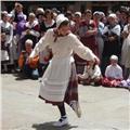 Doy clases de danzas vascas de romería