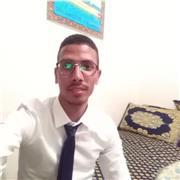 Professeur de la langue arabe