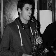Etudiant propose des cours de saxophone sur Nantes et environs tout niveaux