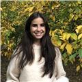 Estudiante de la universidad católica de valencia, 3 curso de doble grado de magisterio con especialidad de inglés. imparto clases a alumnos de primaria de cualquier materia