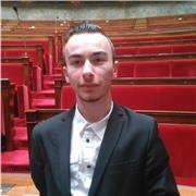 Etudiant en deuxième année de Licence Histoire-Sciences Politiques à l'UBS de Lorient