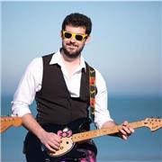 Professeur de guitare acoustique et électrique