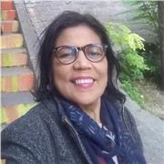 Professeure native Brésilienne