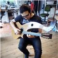 Doy clases de guitarra