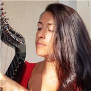 Professeur de harpe celtique, électroharpe, eveil, adulte, enfant