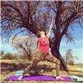 Imparto clases a domicilio de hatha yoga a nivel orgánico para adultos, niños, familia y embarazadas