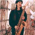Clases de saxofón y técnicas de improvisación