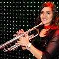 Profesora de trompeta y lenguaje musical