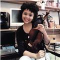 Clases particulares de violín, canto e iniciación musical