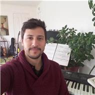 Clases de guitarra, piano, ukelele, teoria