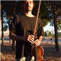 Ofrezco clases de violín, lenguaje musical, análisis, historia de la música (y cualquier materia relacionada con la interpretación) a todas las edades y niveles. presencial y online