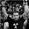 Cinturón negro 2 grau de brazilian jiu-jitsu. luchador profesional de mmaluchador 1ra categoría luchador olímpica. profesor de boxeo y kick boxing