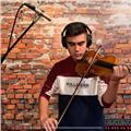 Doy clases particulares de violín