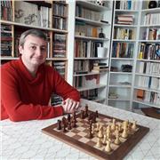 Professeur d'échecs de débutant à 1800 elo