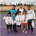 Clases particulares y grupales de tenis
