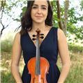 Clases online particulares de violín para niveles de grado elemental y profesional