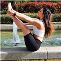 Monitora de yoga, siente la experiencia de encontrarte contigo mismo