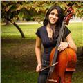Ofrezco clases de violoncello a domicilio. licenciada en artes mención interpretación en violoncello de la universidad de chile