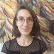 Etudiante diplômée du First Cambridge Certificate propose des cours d'anglais et des conversations en anglais