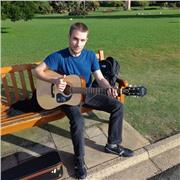 Professeur de guitare électrique et acoustique