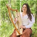 Cours de harpe celtique à mons en baroeul