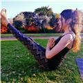 Hatha yoga, yin yoga y meditación en inglés