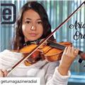 Doy clases particulares de vioín, horarios flexibles y para cualquier edad o nivel