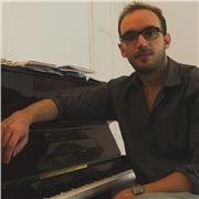 Cours de piano (classique, impro, compo) à Paris