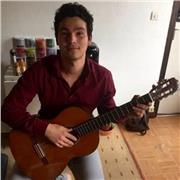 Professeur de Guitare Classique ou Electrique