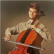 Professeur de violoncelle tous niveaux