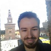 Etudiant en master 1 d'Histoire à l'université Rennes 2, bilingue propose de donner des cours de soutien en italien à domicile ou à son domicile