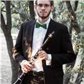Clases de clarinete, lenguaje musical y/o armonía en madrid, nivel amateur y preparación para pruebas de acceso