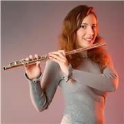 Étudiant en Licence au ESMD de Lille donne cours de flûte à bec, flûte traversière, solfège, harmonie et improvisation - tous niveaux