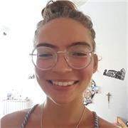 Etudiante française niveau BAC