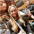 Doy clases de flauta traversa, piccolo, flauta dulce, iniciación musical y piano