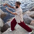 Clases de kung fu y yang tai chi chuan en barcelona. clases para todos los niveles y edades. modalidad presencial y online