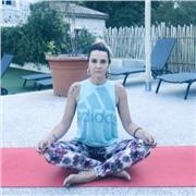 Professeure de Yoga Hatha Kripalu tous niveaux