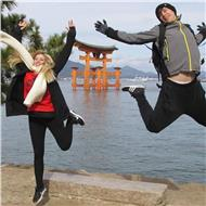 Vuelta de japón. clases de japonés!