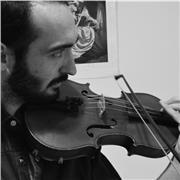Ancien étudiant de conservatoire avec Certificat D'Etude Musicale donne cours de violon