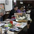 Clases de dibujo y pintura en constitución, san cristobal, parque patricios - caba
