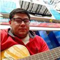 Canto, guitarra, batería e iniciación musical