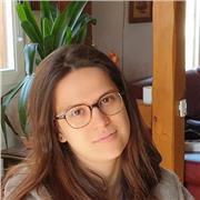 Étudiante en 2ᵉ année de double-licence d'allemand et biologie à la Sorbonne