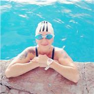 Profesora de natación y aqua gim