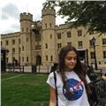 Studentessa offre ripetizioni di inglese, economia politica/aziendale, storia , diritto e metodo di studio dalle elementari alla scuola superiore